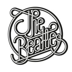 the beatles on Behance by Sergi Delgado #modular #beatles #lettering #delgado #london #the #music #sergi #typography
