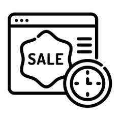 See more icon inspiration related to sale, discount, offer, percent, browser, commerce and shopping, advertising, percentage and sales on Flaticon.