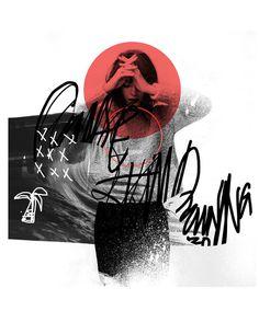 D R O W N I N G F O R Y O U on Behance #roscoflevo #designer #artscumantics #postartfuckery #artist