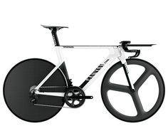 Bike #white #black #product #industrial #minimal #bike