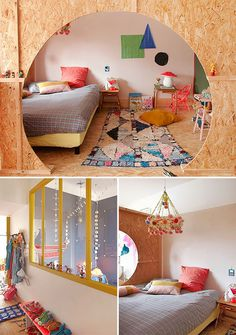 great kid's room #interior #design #decor #deco #decoration