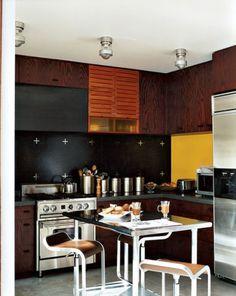 The New Suburbanism - Slideshows - Dwell #interior #baker #modern #kitchen #architecture #david