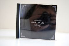 Hable con Ella [repromotion by Boho Films] #cover #cd