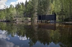 Architecture Photography: Into The Landscape / Rintala Eggertsson Architects - Into The Landscape / Rintala Eggertsson Architects (213568) - ArchDaily #architecture #context