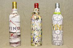 BOTTLEWRAPS #packaging #design #wine