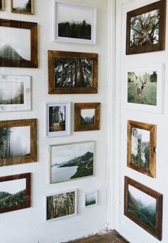 Tumblr #images #frames #wall