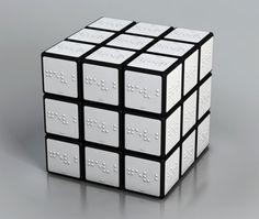 __ #design #blackwhite #rubik #cube