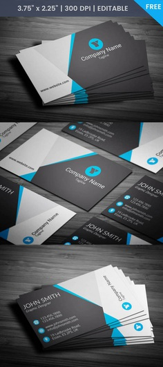 Free Ux Designer Business Card Template