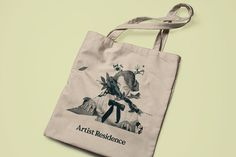 Tote bag for Artist Residence #hotel