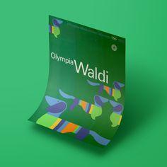Waldi Poster