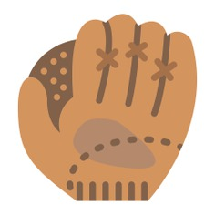 See more icon inspiration related to glove, baseball, sports and team sports on Flaticon.