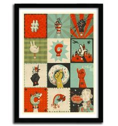 ALL THE SIGNS OF A REVOLUTION by STEVE SIMPSON