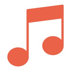 See more icon inspiration related to music, song, music player, quaver, musical note and interface on Flaticon.