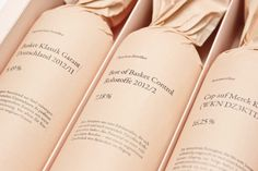 Das Prozente-Mailing #packaging #wines