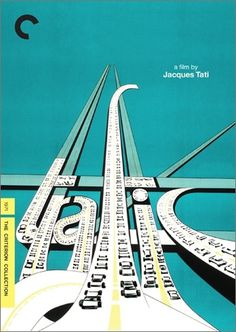 Trafic Poster #film #traffic #collection #box #cinema #art #criterion #movies