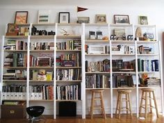 Dan Bina, Katya Mezhibovskaya, Archive, Bookshelf, NYC #brooklyn #furniture #nyc #interior #books #home #bookshelf #shelves #dan bina #katya