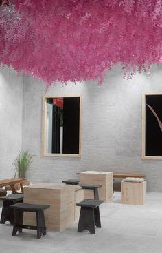 Paper Art Tribute to Japan, in Cersaine Exhibition / Empaperart