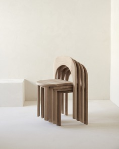 Odie Chair by Fomu