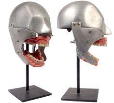 Freaky Fauna's Tumblr - Dental Head. #skull #anatomy #robot