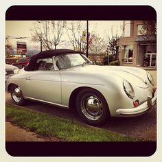 Instagram #automobile #classic #porsche #car #antique