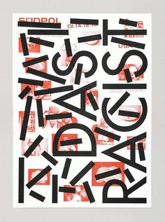 Südpol 2010 « FEIXEN: Design by Felix Pfäffli #design #graphic #poster #typography