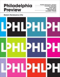 PHL Identity #design #graphic #identity