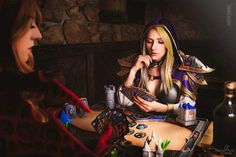 Beautiful Cosplay Portraits by Natasha Firsakova