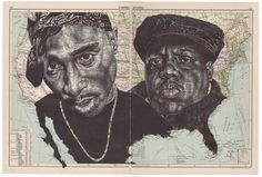 Famous – Mark Powell Tupac Biggie