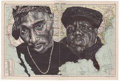 Famous – Mark Powell Tupac Biggie