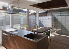 House in Kawanishi by Tato Architects