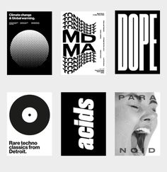 Attico36 Posters August 2016. #graphic #design #poster #artwork #swiss #minimal #modernist #typography