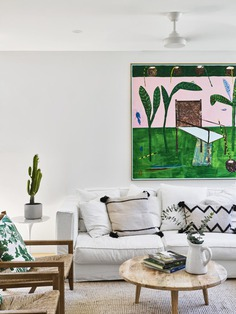 living room / Alexandra Buchanan Architecture