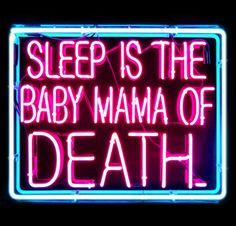 Disimba #sleep #death
