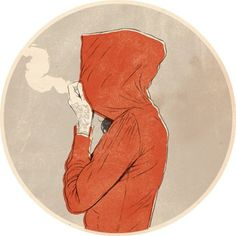 FFFFOUND! | Illustration | Tumblr #illustration #red #hod