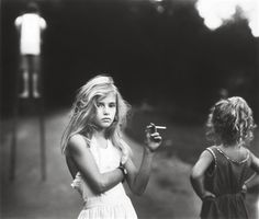 Photograph by American Photographer, Sally Mann.  She's a fantastic photographer, I follow her work.