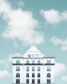 Copenhagen's Minimalist Architecture Photography by Simon Zarlang
