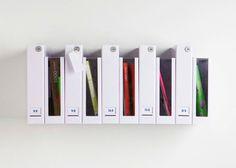 Primer C by Joan Rojeski #design #minimal #locker