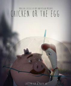 A galinha ou o Ovo, uma história de amor