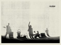 GigPosters.com - Incubus #incubus #gig #band #posters