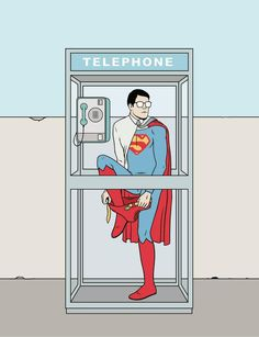 David Sanchez AMORLANGOSTA #superman