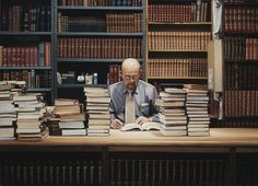 Flavorwire » Photorealistic Paintings of Forgotten New York City #max #photorealism #book #store #strand #painting #york #ferguson #new