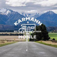 Karmann Mobile Logo #logo #camper