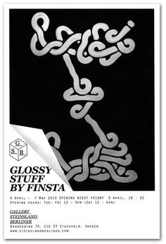 Glossy Stuff – Finsta show in Stockholm « I Love Graffiti English #illustration #finsta