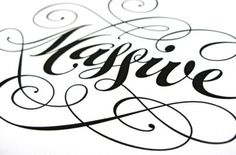 Typeverything.com #flourish #script