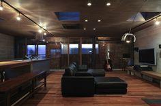 Hideout of a Brick Storehouse by K2-Design #modern #design #minimalism #minimal #leibal #minimalist