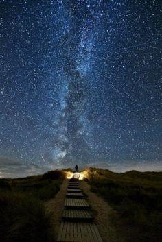Jay Mug — Starry Stairway to Heaven
