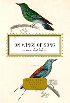 The Book Cover Archive: On Wings of Song, design by