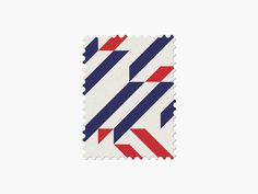 France #worldcup #brazil #stamp #geometric #maan #illustration #minimal #graphic #2014