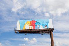 mailchimp, billboard, paint, sign #sign #paint #billboard #mailchimp