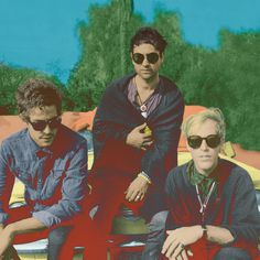 Unknown Mortal Orchestra by Neil Krug #orchestra #umo #neil #krug #unknown #ii #promotion #mortal